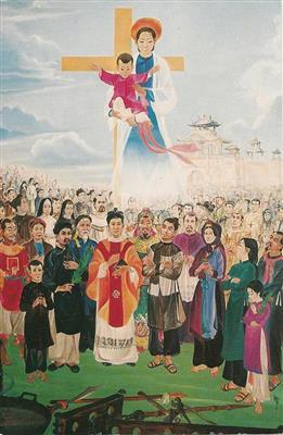 Suy Niệm Lễ Các Thánh Tử Đạo Việt Nam
