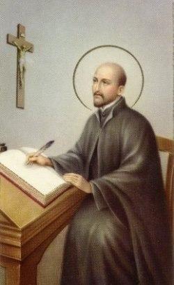 Image result for Thánh I-nha-xiô ở Loyola