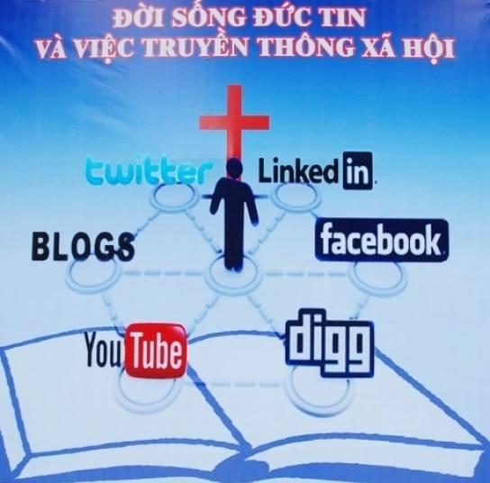 Thông truyền niềm tin Công giáo trên mạng xã hội