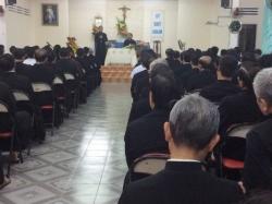 Tuần Tĩnh tâm Linh mục giáo phận Ban Mê Thuột năm 2017 (1)