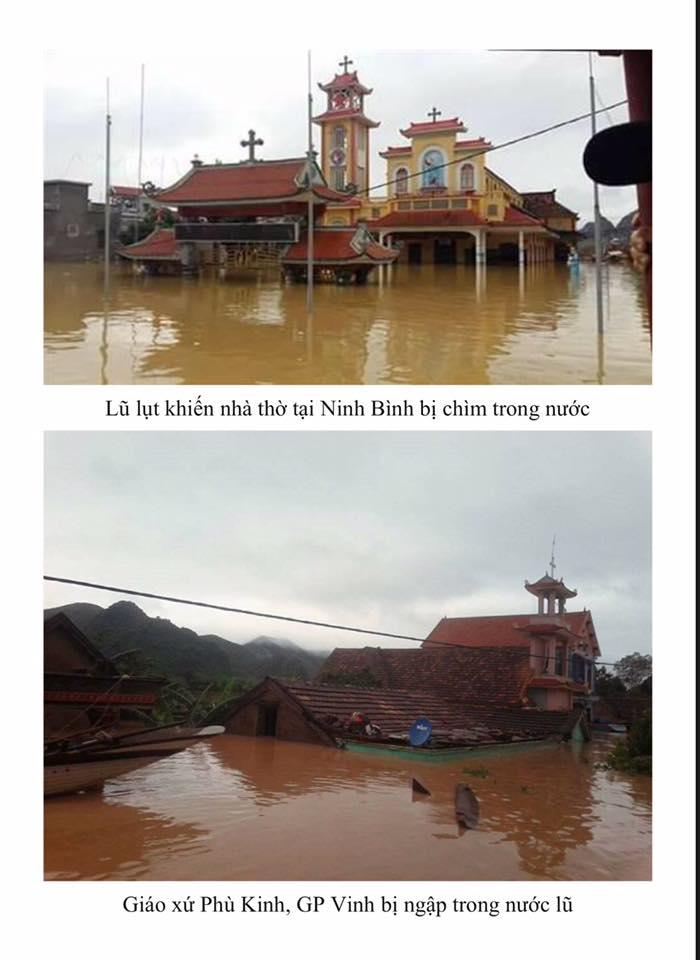 TGP.Sài gòn : Thư kêu gọi cứu trợ bão lụt - Ảnh minh hoạ 4