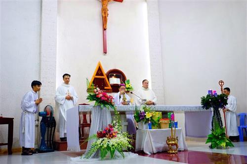 Hiệp Hội Thánh Mẫu : Mừng kính Đức Mẹ Vô Nhiễm Nguyên tội