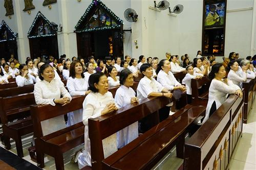 Giáo xứ Phú Bình : Curia Phú Thọ I -Tổng hội Thường Niên