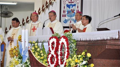 Giáo Phận Vĩnh Long: 80 Năm Hồng Ân