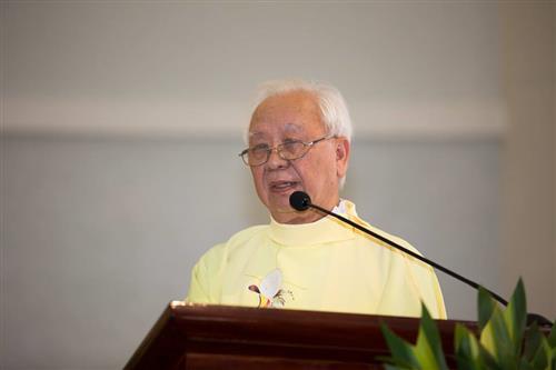 Bài Giảng Lễ mừng Kim Khánh Linh mục Cha cố Giuse Nguyễn Văn Niệm