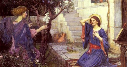 Đức Maria – hình mẫu của đối thoại
