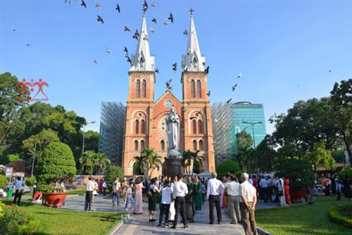 TGP,Sài Gòn :Thánh Lễ Truyền chức Phó tế (2018)