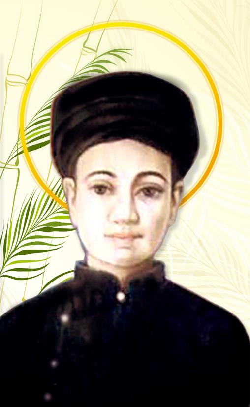 Thánh Phêrô Nguyễn Khắc Tự, tử đạo ngày 10 tháng 7 năm 1840