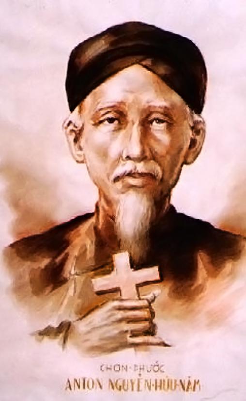 Thánh Antôn Nguyễn Hữu Quỳnh (Năm), tử đạo ngày 10 tháng 7 năm 1840