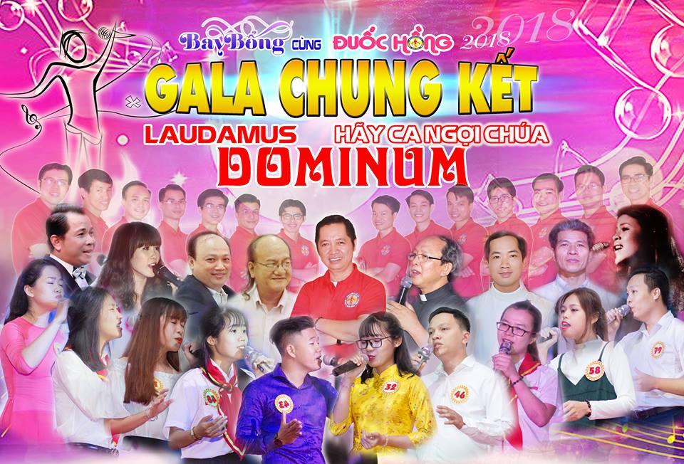 Đêm Chung Kết Cuộc thi hát thánh ca dành cho Giáo lý viên Gp. Xuân Lộc