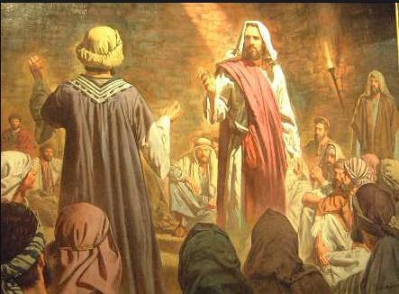 THỨ SÁU TUẦN XVII THƯỜNG NIÊN B