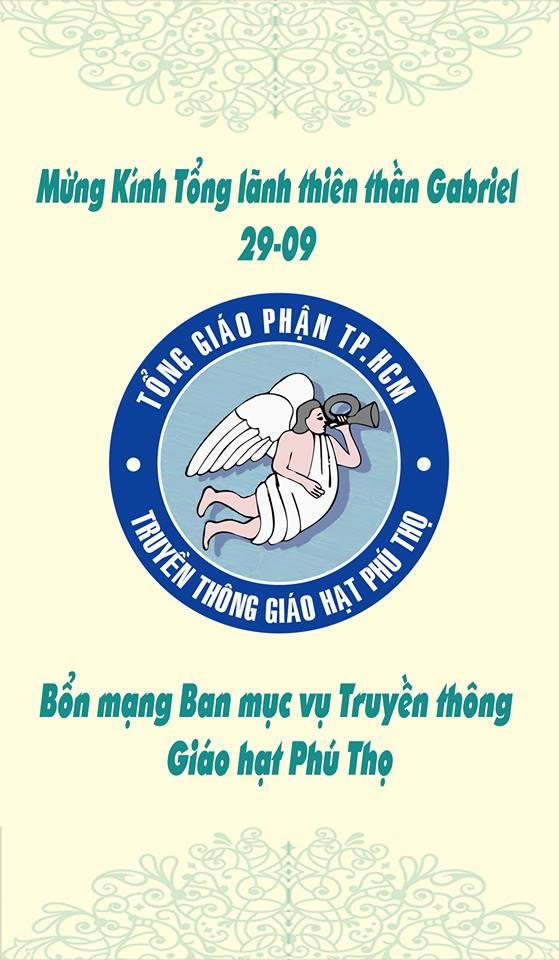 Thánh lễ Tạ ơn Chúa, mừng bổn mạng Ban mục vụ Truyền thông giáo hạt Phú Thọ..