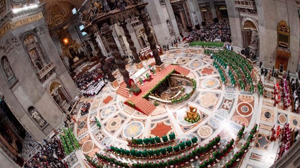 Thánh lễ bế mạc Thượng HĐGM thứ 15 về giới trẻ