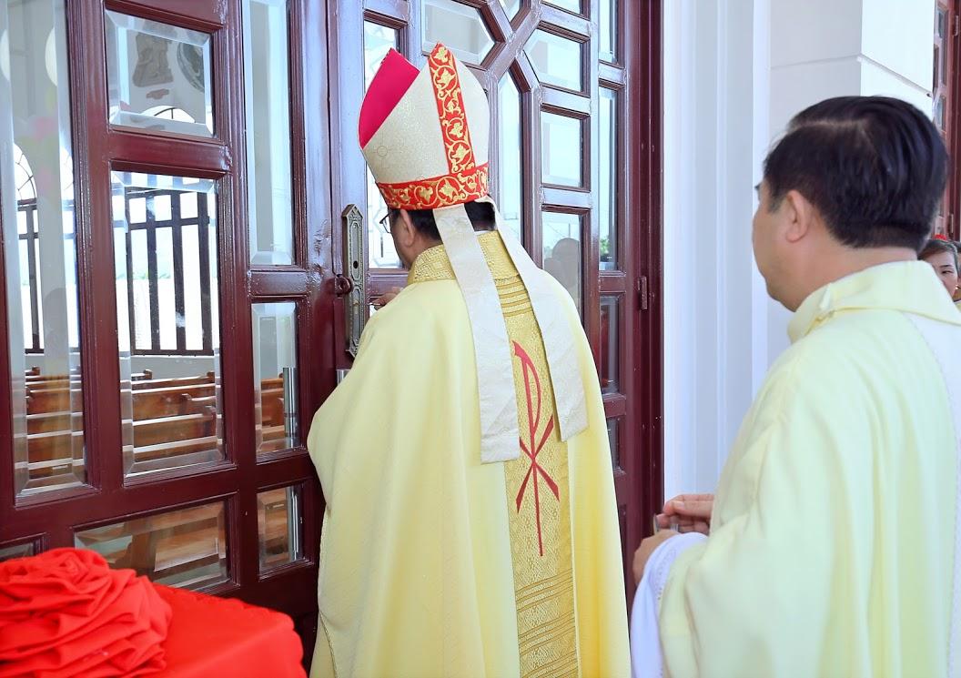 Thánh lễ Khánh thành và Cung hiến Nhà thờ Giáo xứ Nhơn Hòa, hạt Phước Long
