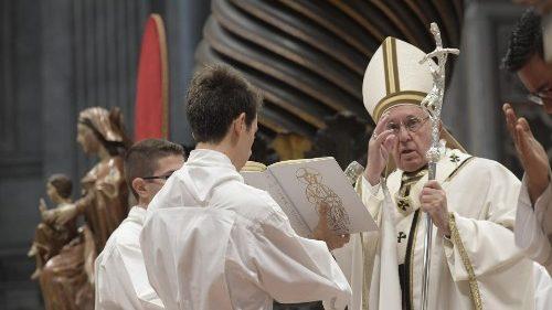 ĐTC Phanxicô cử hành Thánh lễ Ngày Thế giới Người Nghèo lần II