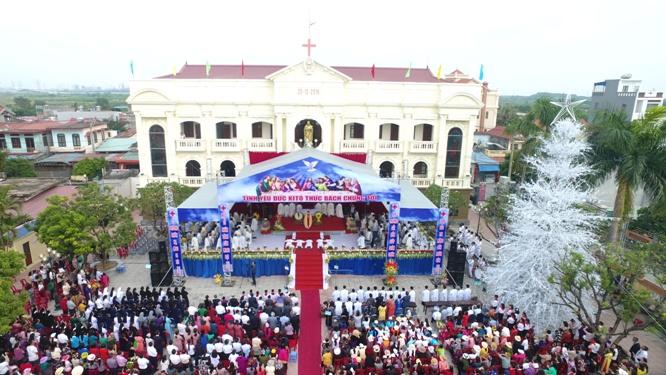 Giáo phận Hải Phòng : Thánh lễ Truyền chức Linh mục 2018