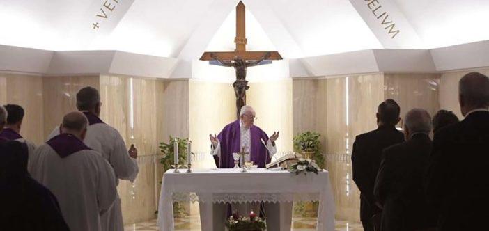 Đức Giáo Hoàng - Hãy chuẩn bị Giáng Sinh bằng sự can đảm của đức tin (10.12.2018)
