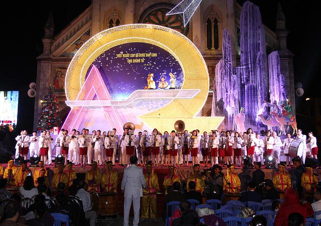 Giáo xứ Nam Định: Đại Lễ mừng Chúa Giáng Sinh 2018