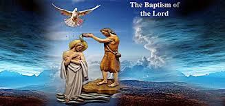 """""""Nước hủy diệt và nước tái sinh"""" (Bài giảng Lễ Chúa Giêsu chịu phép rửa – Năm C)"""