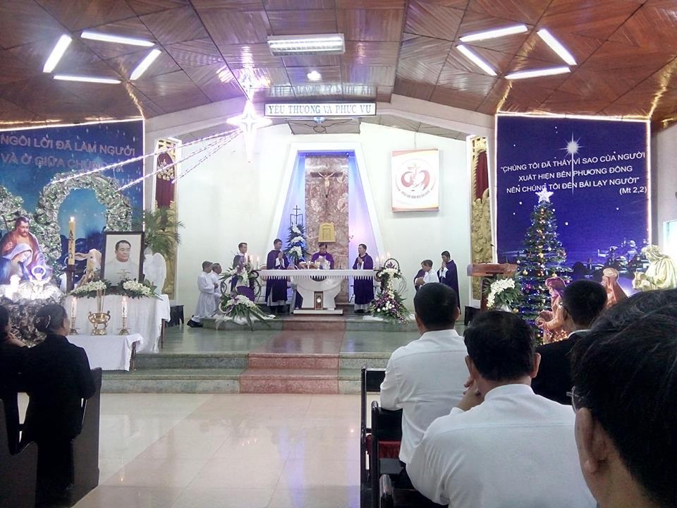 Lễ Giỗ 2 năm Cha Cố Phêrô Trương Văn Khoa