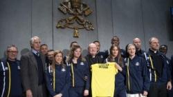 """Vatican chính thức có Hiệp hội vận động viên: """"Athletica Vaticana"""""""