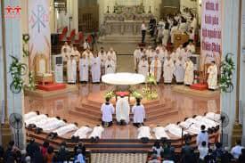 TGP Sào gòn: Ứng viên linh mục và phó tế năm 2019 của Tổng Giáo phận Sài Gòn