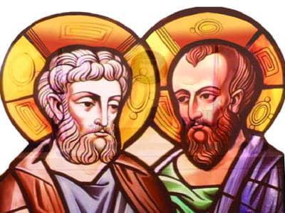Thánh lễ kính Thánh Phêrô – Phaolô Tông đồ