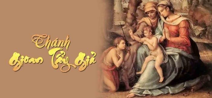 Bài Giảng Lễ Thánh Gio-an Tẩy Giả