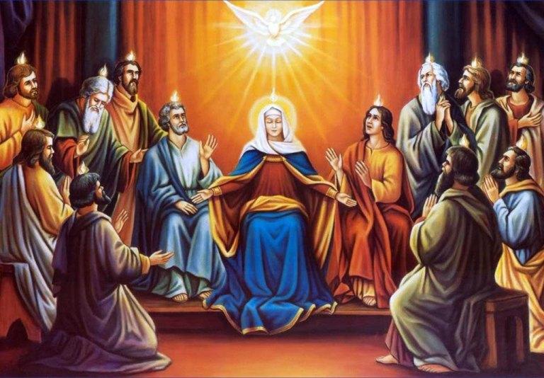 Bài Giảng Lễ Vọng Chúa Thánh Thần Hiện Xuống