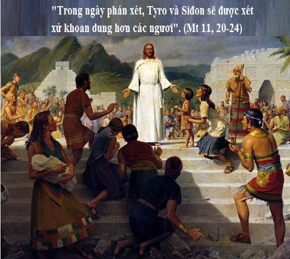 Bài Giảng Thứ Ba tuần XV Mùa Thường Niên C