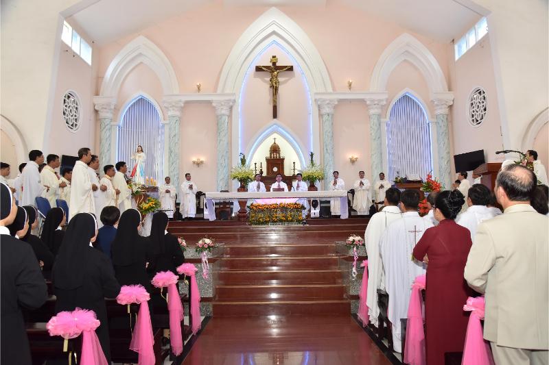 Giáo xứ Bình An: Hồng ân Thánh Chức