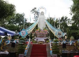 Trung tâm Hành hương Đức Mẹ Giang Sơn . ĐẠI LỄ MỪNG ĐỨC MARIA HỒN XÁC LÊN TRỜI (15.8.2019)