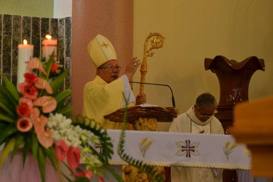 Giáo phận Đà lạt có giáo xứ mới tại Bảo Lộc