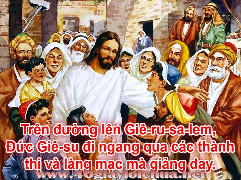 HỌC HỎI PHÚC ÂM CHÚA NHẬT 21 THƯỜNG NIÊN NĂM C