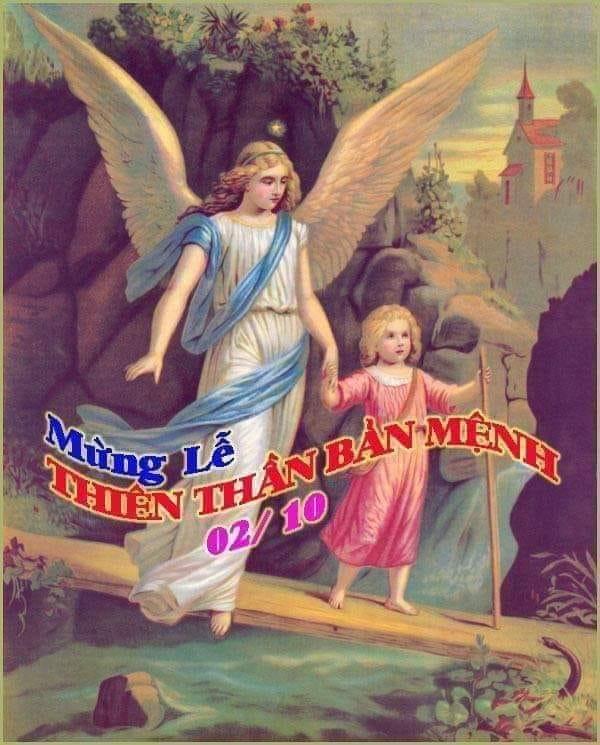 Hãy nên như trẻ nhỏ (02.10.2019 – Lễ Nhớ Các Thiên Thần Hộ Thủ)