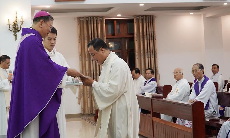 Thuyên chuyển và bổ nhiệm mới các linh mục tại Tổng Giáo phận Hà Nội tháng 11/2019