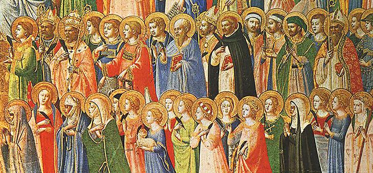 Khi dò tìm trên Internet, những vị thánh sau đây xuất hiện hàng đầu. Vị thánh đầu tiên quả là một ngạc nhiên!