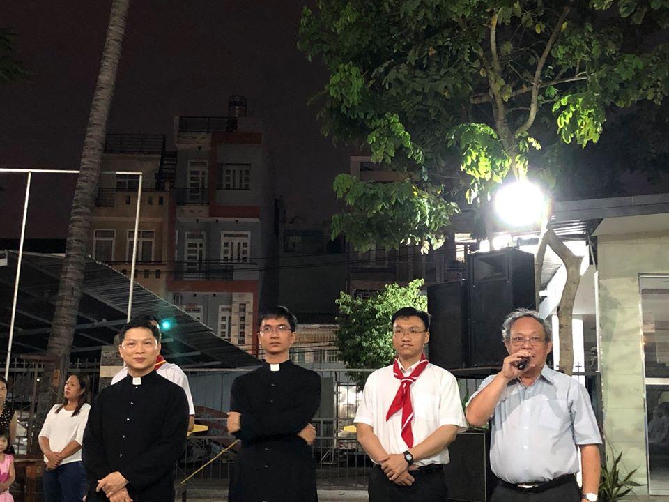 """Giáo xứ Phú Bình : Hội chợ Xuân thiếu nhi """" Canh Tý sum vầy"""""""