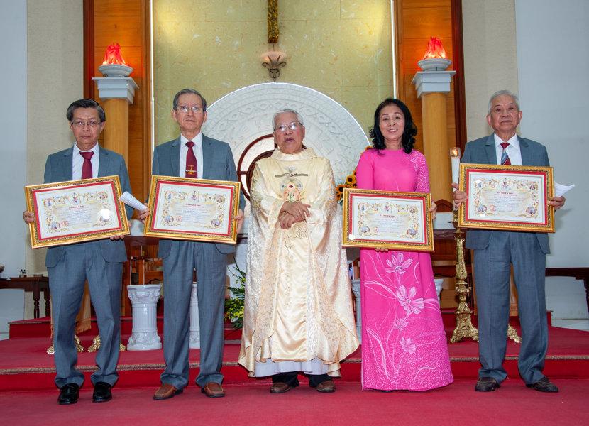 Giáo xứ Hà Nội: Tân Hội đồng Mục vụ giáo xứ ra mắt