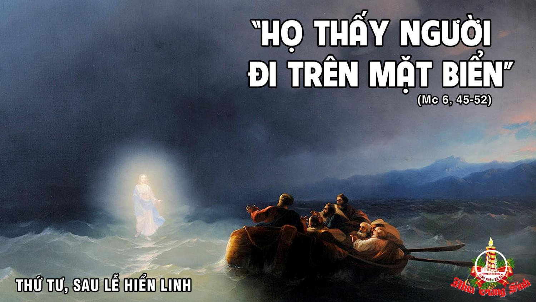 Thứ Tư sau Lễ Chúa Hiển Linh