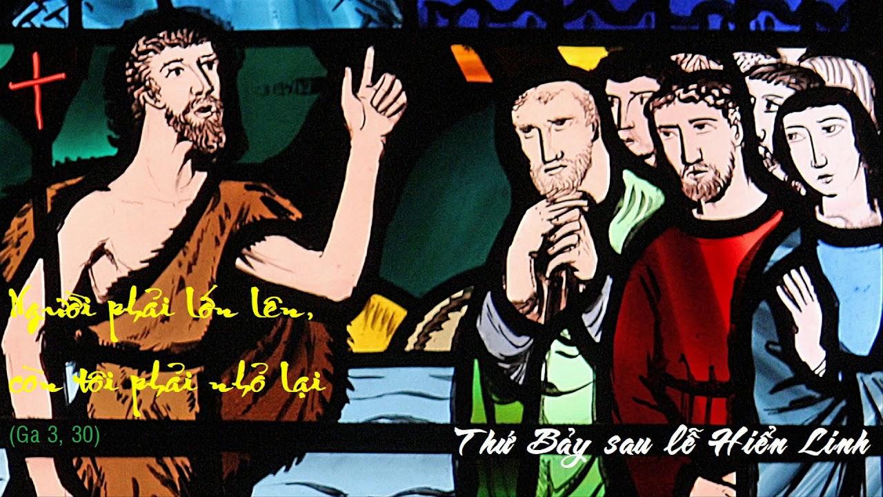 Thứ Bảy sau lễ Chúa Hiển Linh