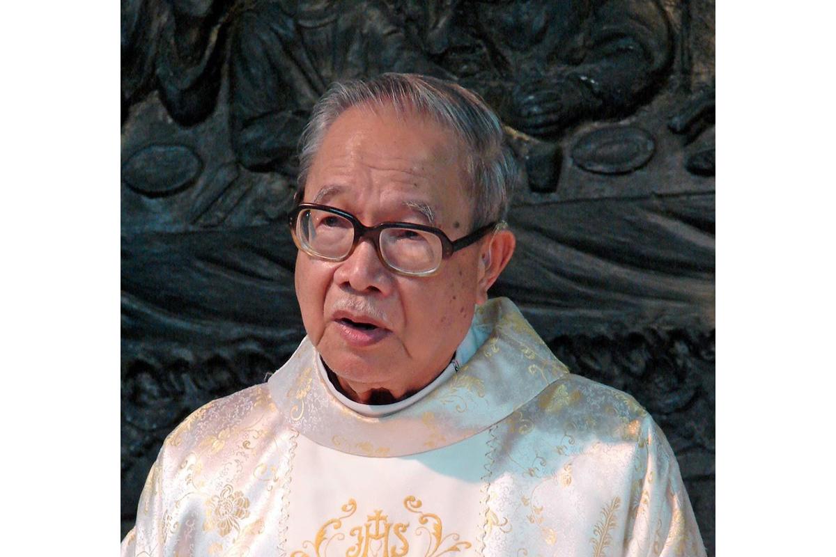 Lm Phanxicô Xaviê Nguyễn Hữu Tấn qua đời; Lễ an táng 8g30 thứ Năm 6.2.2020 tại Nguyện đường Cộng đoàn Bác Ái Cao Thái