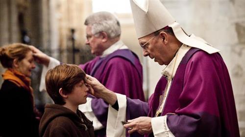Tro dùng trong phụng vụ có từ thời Cựu Ước. Tro biểu tượng cho sự u buồn, cái chết và sự thống hối.