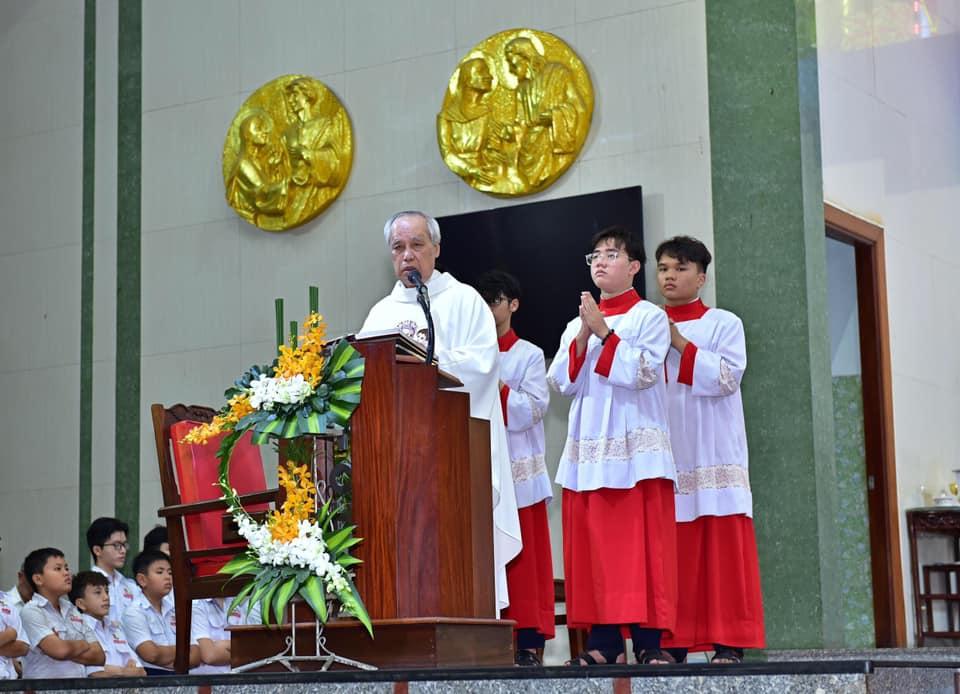 Giáo xứ Tân Phú Hòa : Mừng kính Thánh Giuse-bổn mạng giáo xứ