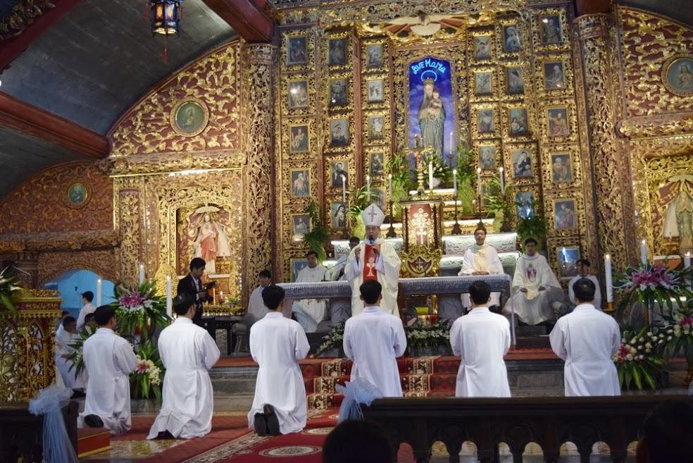 Video Bài giảng lễ truyền chức phó tế ngày 12.03.2020