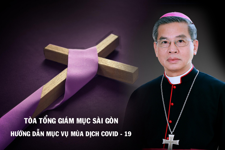 Tòa Tổng Giám mục Sài Gòn: Hướng dẫn mục vụ mùa dịch Covid-19 ngày 19.03.2020