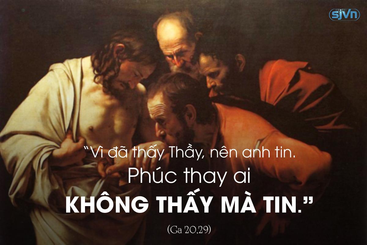 Chúa Nhật II Phục Sinh - Kính Lòng Thương Xót Chúa