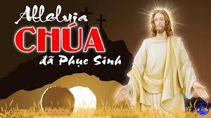 Mừng lễ Chúa Phục Sinh, Kitô hữu xin ơn đổi mới