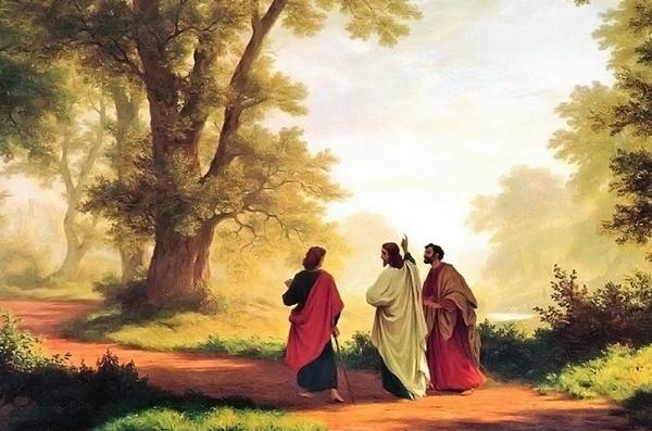 HỌC HỎI PHÚC ÂM CHÚA NHẬT 3 PHỤC SINH NĂM A