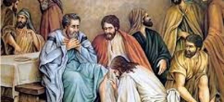 ĐỪNG TỪ CHỐI ĐỂ CHÚA TẨY RỬA BẢN THÂN